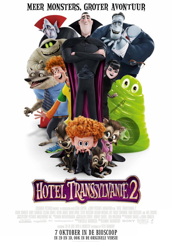 Hotel Transylvania 2 (NL)