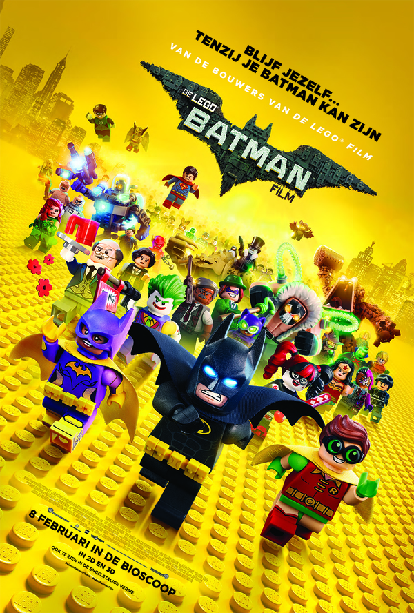De LEGO Batman Film (OV)