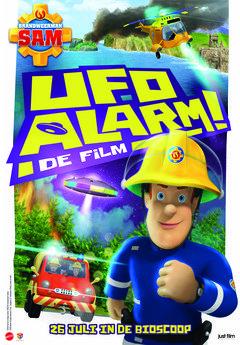 Brandweerman Sam : UFO Alarm