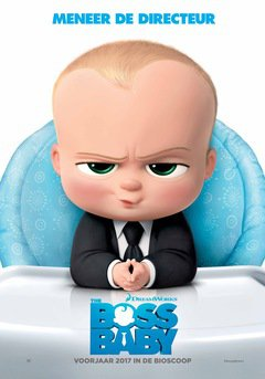 The Boss Baby (NL)