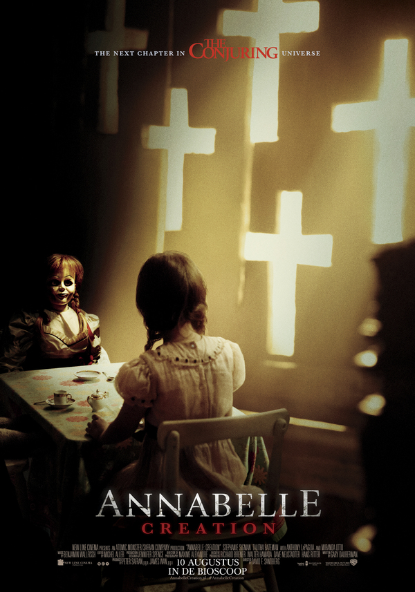 Annabelle: Creation