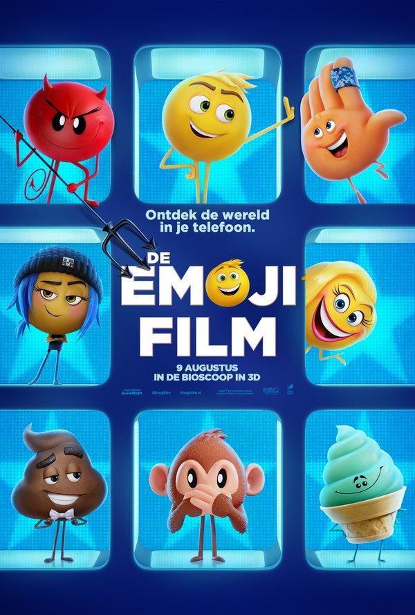 The Emoji Movie (OV)