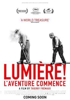Lumiere! L'Aventure Commence