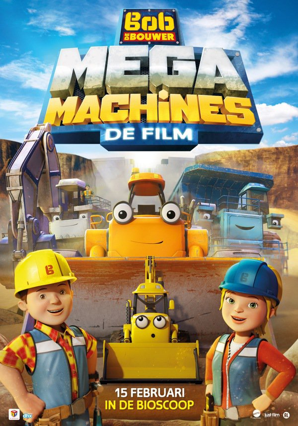 Bob de Bouwer: Mega Machines