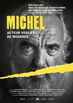 Michel, acteur verliest de woorden