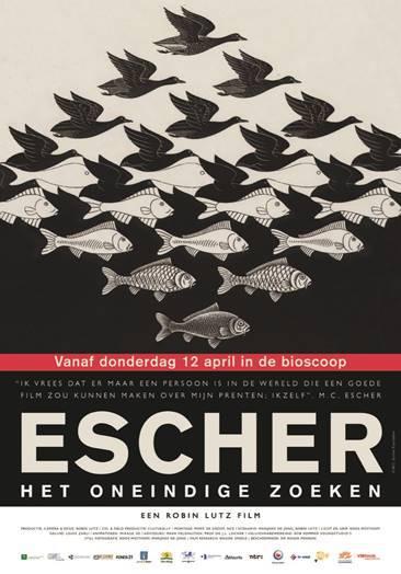 Escher: Het Oneindige Zoeken