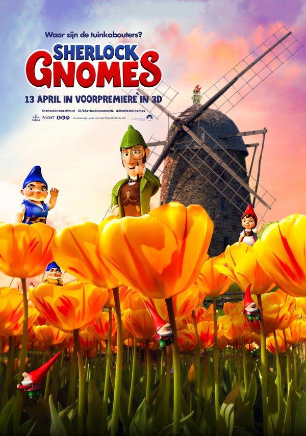 Sherlock Gnomes (NL)