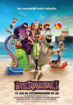 Hotel Transsylvanië 3 (NL)