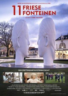 11 Friese Fonteinen