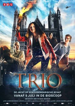 Trio - De jacht op een legendarische schat (NL)