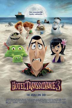 Hotel Transsylvanië 3 (OV)