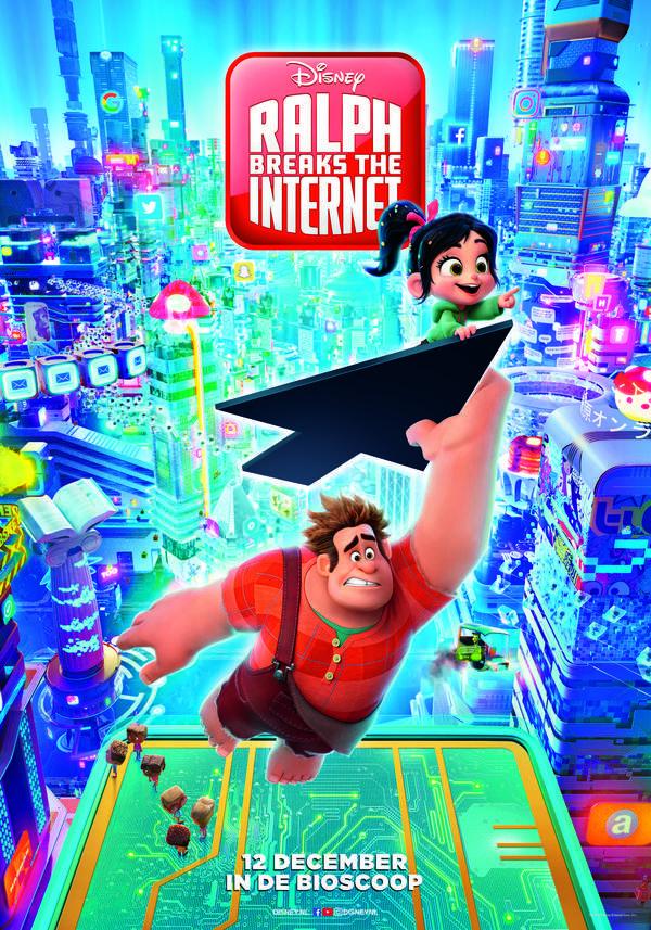 Ralph Breaks the Internet (OV)