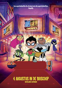 Teen Titans GO! at the Movies (OV)