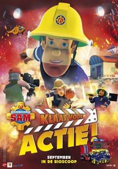 Brandweerman Sam : Klaar voor actie!