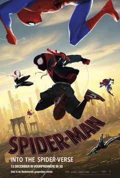 Spider-Man: Into The Spider-Verse (OV)