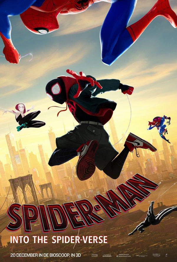 Spider-Man: Into The Spider-Verse (NL)