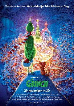 The Grinch (OV)