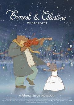 Ernest & Celestine winterpret