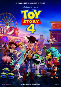 Toy Story 4 (OV)