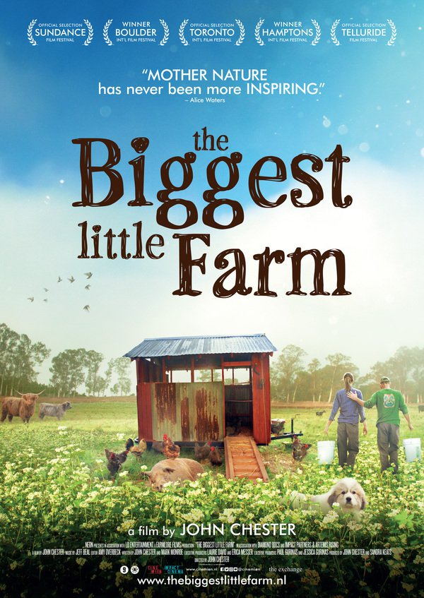 Filmladder | The Biggest Little Farm