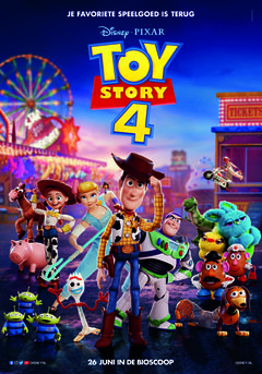 Toy story 4 (NL)
