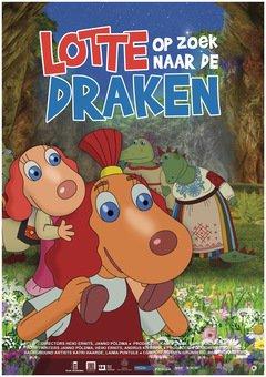 Lotte op zoek naar de draken