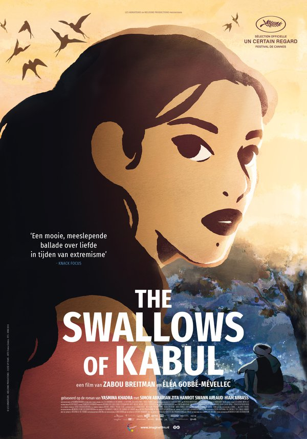 The Swallows of Kabul