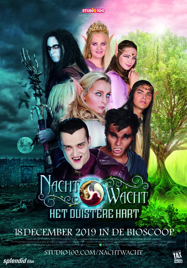 Nachtwacht: Het Duistere Hart