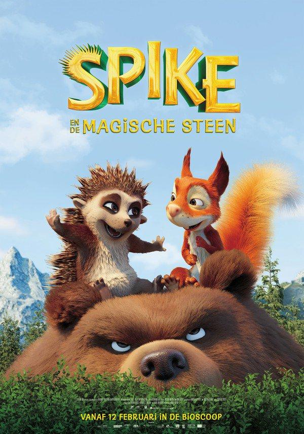 Spike & De Magische Steen