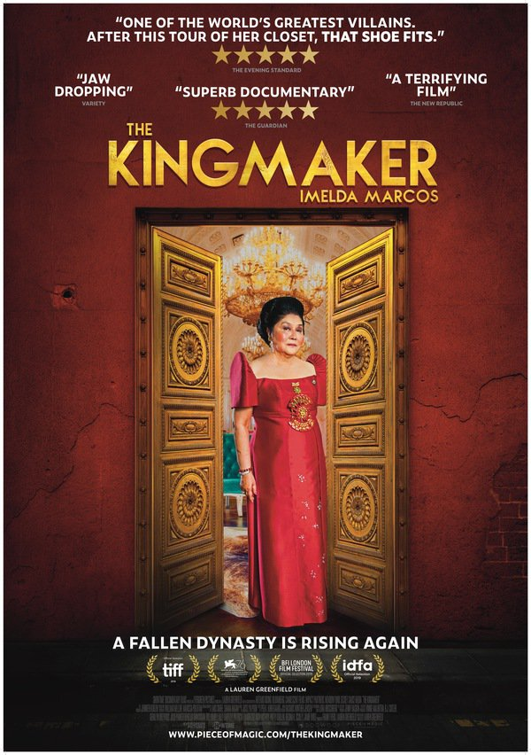 The Kingmaker, Imelda Marcos