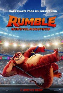 Rumble: Worstelmonsters