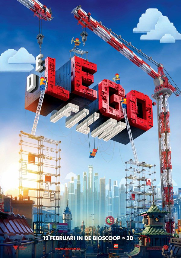 De LEGO Film (NL)
