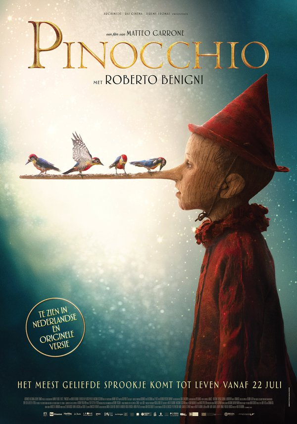 Pinocchio (OV)