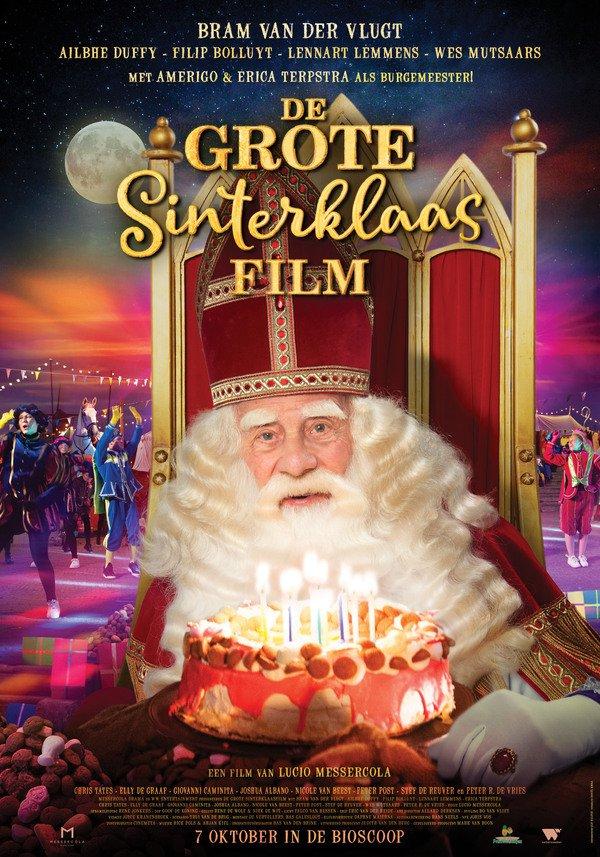 De Grote Sinterklaasfilm