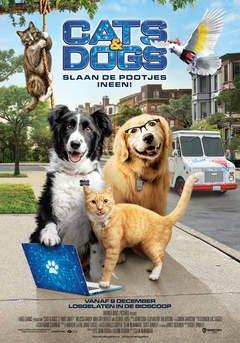 Cats & Dogs: Slaan De Pootjes Ineen!