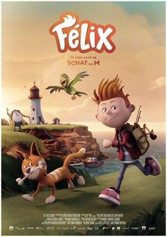 Felix, op zoek naar de schat van M.