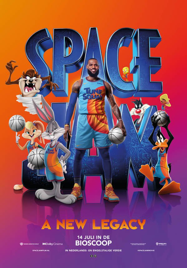 Space Jam A New Legacy (NL)