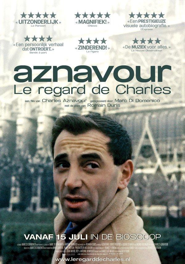 Aznavour, le regard de Charles