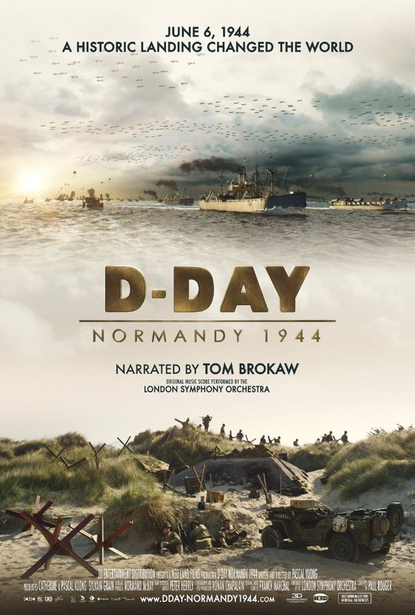 D-Day, Normandy 1944