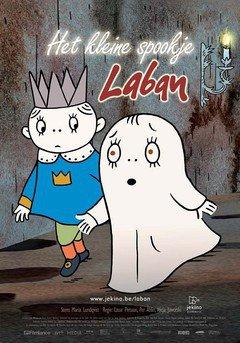 Het Kleine Spookje Laban (NL)