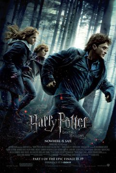 Harry Potter And The Deathly Hallows - part 1 (OV)