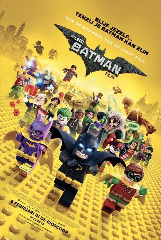 De LEGO Batman Film (OV)