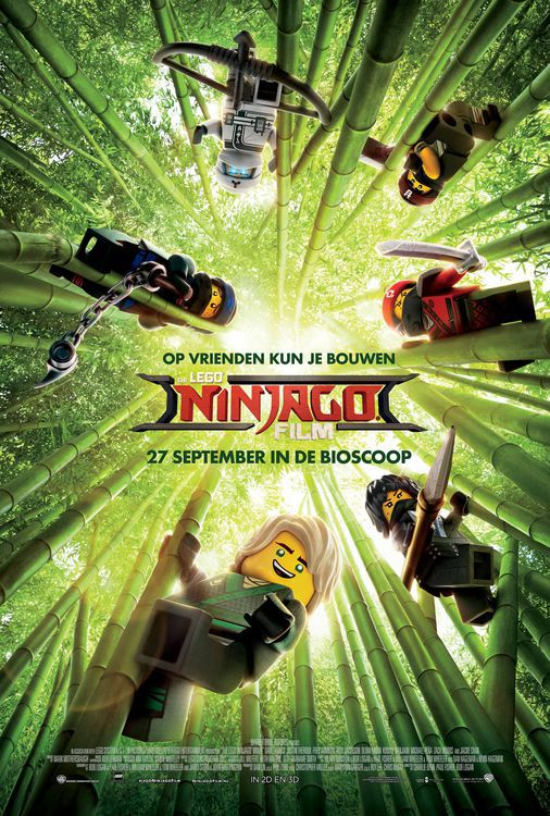 De LEGO Ninjago Film (NL)
