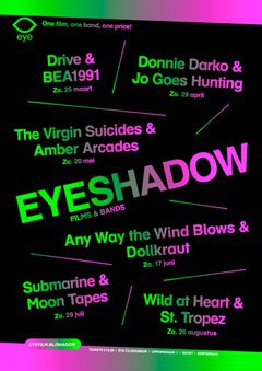 Eyeshadow: Donnie Darko & Jo Goes Hunting