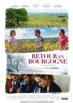 Retour en Bourgogne