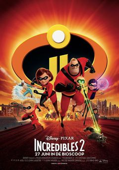 The Incredibles (marathon)