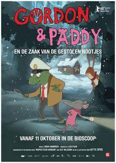 Gordon & Paddy en de Zaak van de Gestolen Nootjes (NL)