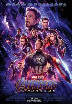 Avengers: Infinity + Endgame (marathon)