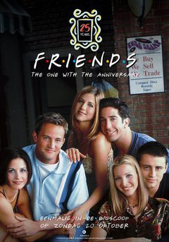 Friends 25: The one with the anniversary