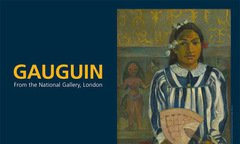 Gauguin from the National Gallery